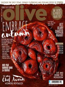 Olive – October 2018
