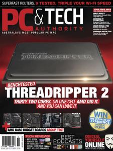 PC & Tech Authority – October 2018