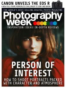 Photography Week - 13 September 2018