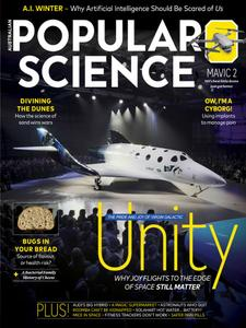 Popular Science Australia – October 2018