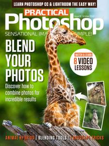 Practical Photoshop – October 2018