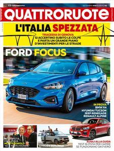 Quattroruote Italia - settembre 2018