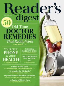 Reader's Digest USA - October 2018