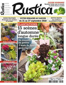 Rustica – 21 Septembre 2018