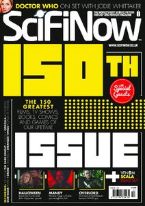 SciFiNow – October 2018