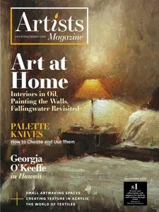 The Artist's Magazine – November 2018