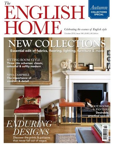 The English Home - October 2018