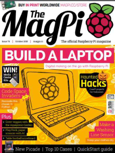 The MagPi – October 2018