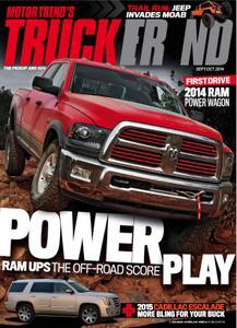 Truck Trend - September/October 2014