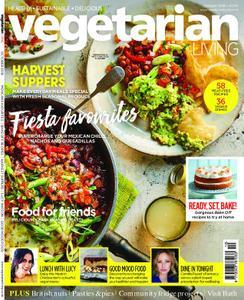 Vegetarian Living – October 2018