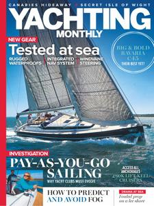 Yachting Monthly - October 2018