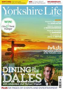 Yorkshire Life – October 2018
