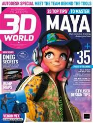 3D World - Christmas 2018 - 2019