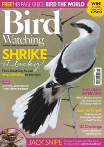 Bird Watching UK - November 2018