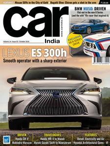 Car India – October 2018