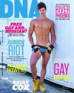 DNA Magazine – October 2018