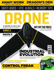 Drone Magazine UK – October 2018