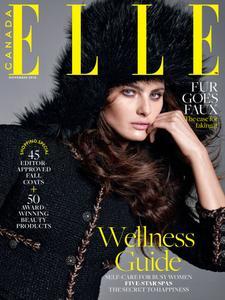 Elle Canada - November 2018