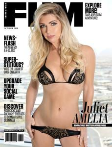 FHM South Africa - October 2018
