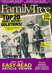 Family Tree UK – November 2018