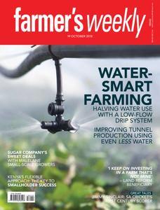 Farmer's Weekly – 19 October 2018