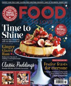 Food To Love – November 2018