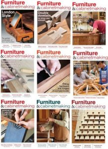 Furniture & Cabinetmaking – 2018 Full Year Issues Collection