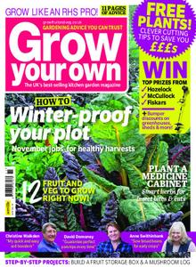 Grow Your Own – November 2018