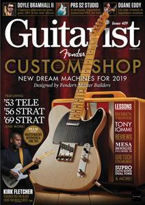 Guitarist - November 2018