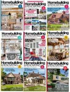 Homebuilding & Renovating – 2018 Full Year Issues Collection