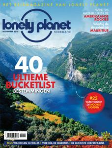 Lonely Planet Traveller Netherlands - november 2018