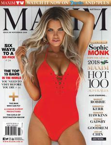 Maxim Australia – November 2018