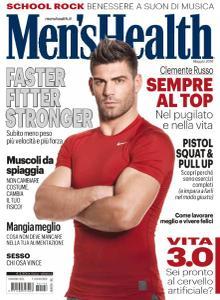 Men's Health Italia - Maggio 2018