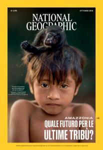 National Geographic Italia – Ottobre 2018