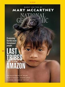 National Geographic UK - October 2018