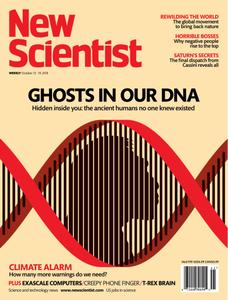 New Scientist - October 13, 2018