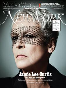 New York Magazine – October 01 2018
