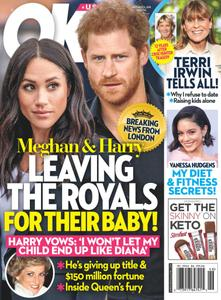 OK! Magazine USA - November 12, 2018