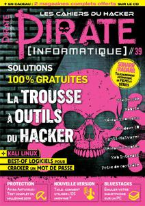Pirate Informatique – Novembre 2018 – Janvier 2019