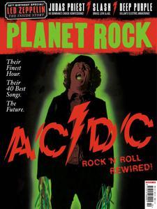 Planet Rock – November 2018