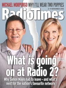 Radio Times – 03 November 2018