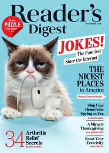 Readers Digest USA - November 2018