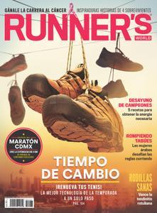 Runner's World México - noviembre 2018