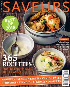 Saveurs France - Best of 2018