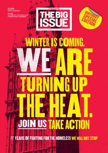 The Big Issue - October 29, 2018