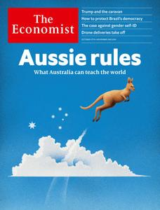 The Economist USA - October 27, 2018