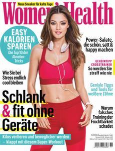 Women's Health Germany – November 2018