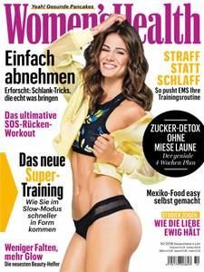 Women's Health Germany – Oktober 2018