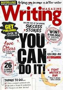 Writing Magazine – December 2018
