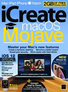 iCreate UK – November 2018
